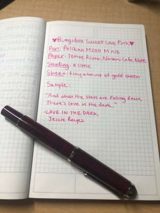 My writing sample